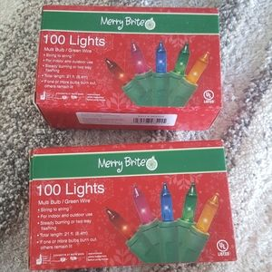 Other - 🍎 NEW 200 lights indoor and outdoor